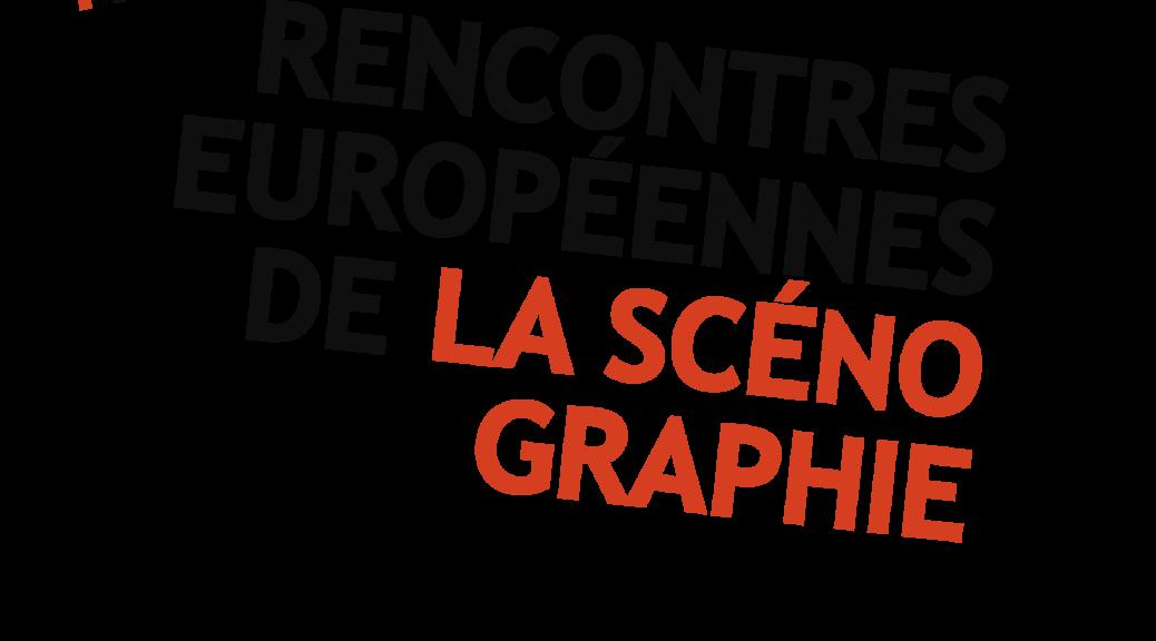 rencontres européennes de la scénographie